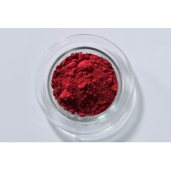 Farbpigment ohne Glanz Rot
