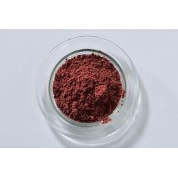 Farbpigment ohne Glanz Rotbraun