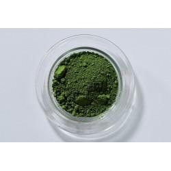 Farbpigment ohne Glanz Grün