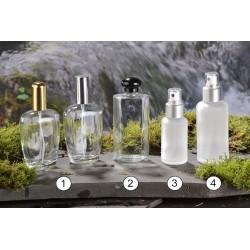 Zerstäuber-/Aftershave Flasche 50 ml / 100 ml