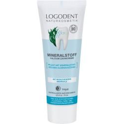Logodent Mineralstoff - mit wohltuendem Meersalz