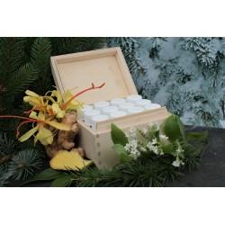 Spezial - Kisterl mit 12 äth. Ölen