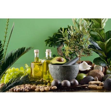Johanniskrautöl Mazeration in Olivenöl