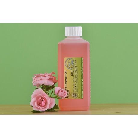 Schafmilch-Flüssigseife - Duft Rose 250 ml