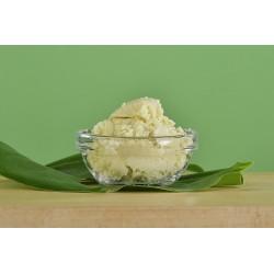Sheabutter (Karitébutter) kaltgepresst - naturbelassen in Bio-Qualität