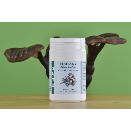 Maitake - Grifolanin® Vital Pilzpulver